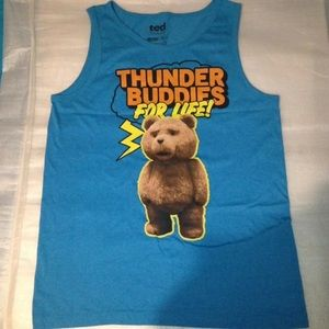 TED thunder buddies for life top